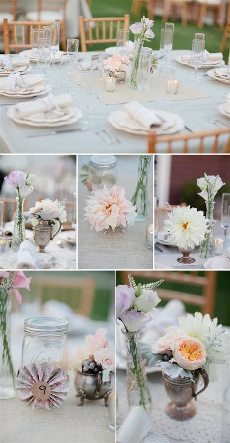 shabby chic beach wedding ideas from this that vintage
