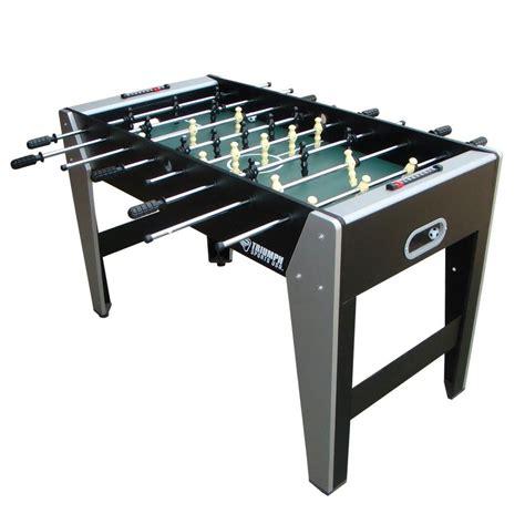 48 inch foosball table triumph 48 inch arcade sports sweeper regulation size