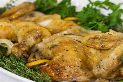 skillet roasted lemon chicken ina garten watch barefoot contessa ina garten make skillet roasted