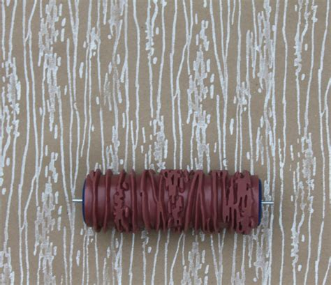 wood pattern paint roller patterned paint roller in wood grain design from by