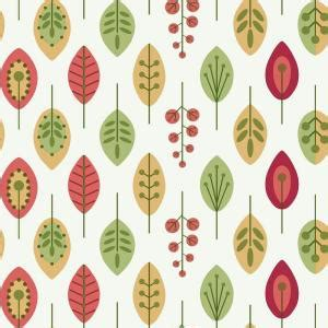 york wallcoverings retro leaves wallpaper kb8524 the