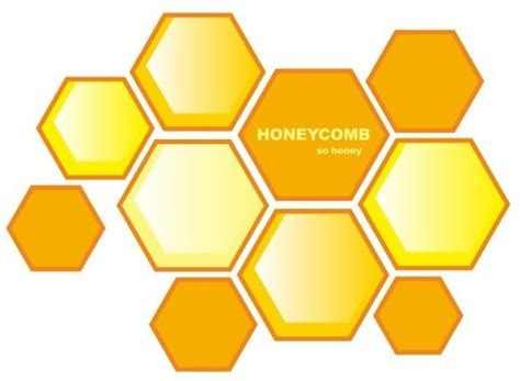 honeycomb pattern coreldraw free simple yellow honeycomb background vector titanui