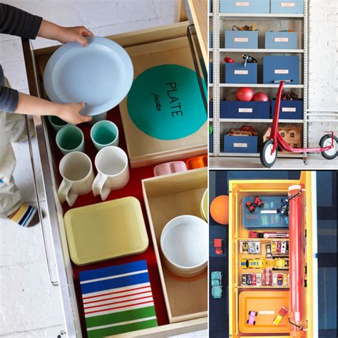kids room organization martha stewart s tips for kids room organization