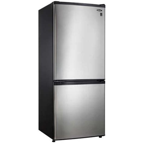 Apartment Size Fridge And Freezer Danby 9 2 Cu Ft Apartment Size Refrigerator Freezer