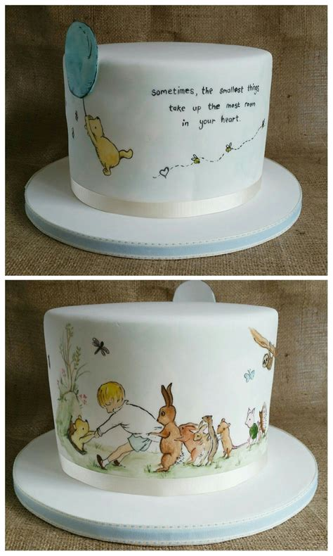 Winnie The Pooh Baby Shower Cake Ideas by Winnie The Pooh Baby Shower Cake Baby Shower Ideas