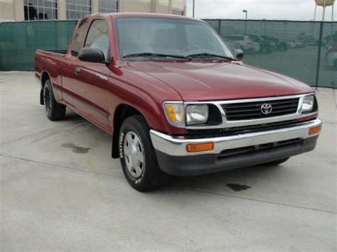 how things work cars 1996 toyota tacoma regenerative braking used 1996 toyota tacoma extended cab for sale stock t7z123107 dealerrevs com dealer car