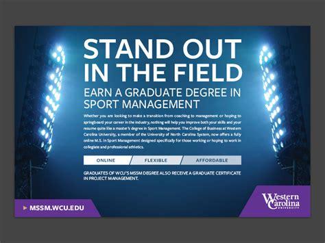 Endicott College Mba Program by Sport Management Graduate Resume