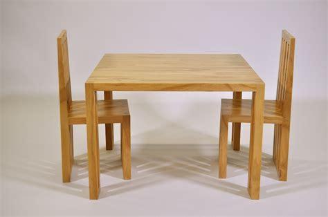 il mio childs table  chair set mano kitchen  furniture design