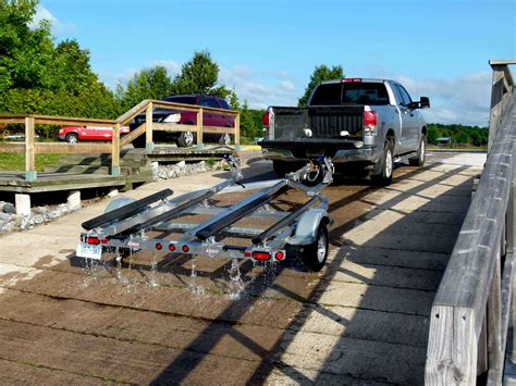 sea doo boat and trailer weight triton pwc trailer for easiest best towing intrepid