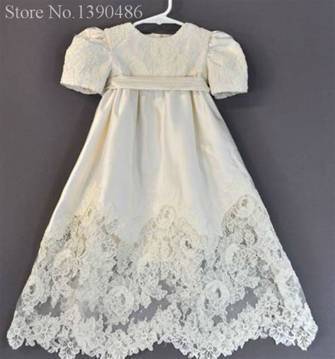 Dress Renda Baby kv 1 lace baptism dresses for baby and boys