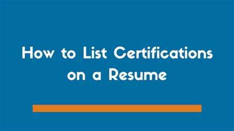 https www zipjob certifications on resume