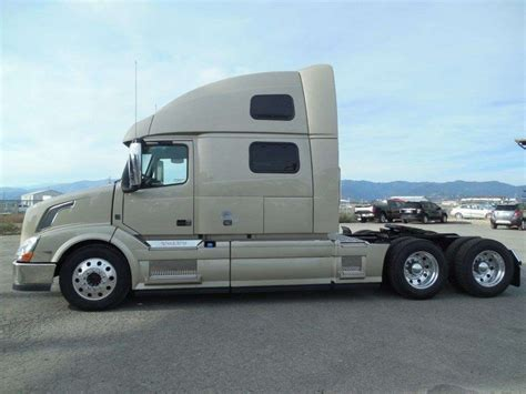 Volvo Truck Sleeper by 2016 Volvo Vnl64t780 Sleeper Truck For Sale Missoula Mt