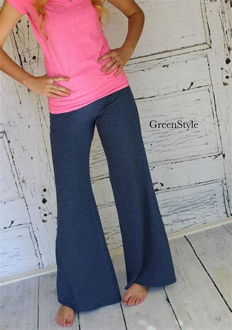 craftsy yoga pants pattern greenstyle women s aspen pdf pattern instant download
