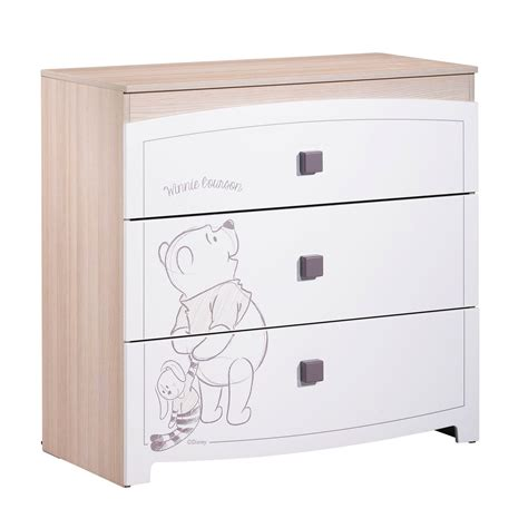 Commode Winnie by Winnie New Commode 3 Tiroirs Blanc De Sauthon S 233 Lection