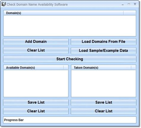 check domain  availability software   domains