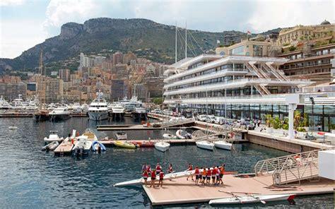 yacht club yacht club de monaco foster partners