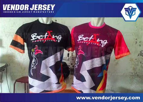 jasa desain baju batik jasa pembuat seragam olahraga batik vendor jersey