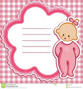 card for baby stock vector image 54147630
