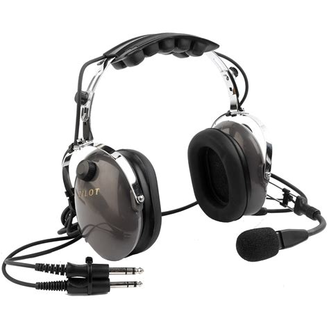 Headset Pilot pilot pa11 40 passive pilot headset with free headset