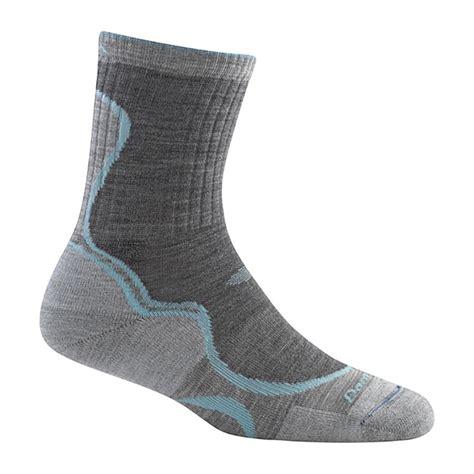 Wool Socks darn tough merino wool light cushion micro crew socks