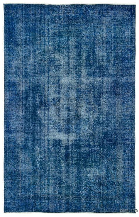 overdye rugs blue overdyed rug rugs ideas