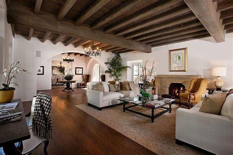 Living Room Ceiling Beams 30 Craftsman Living Rooms Beautiful Interior Designs Designing Idea