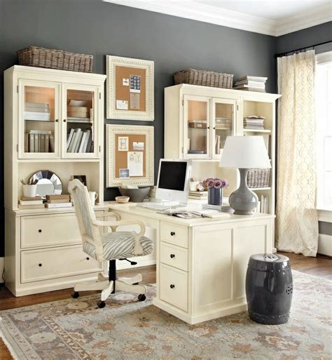 two person home office layout
