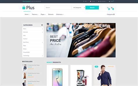 e commerce templates plus responsive e commerce template e commerce