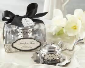 Tea Wedding Shower Favors by Teapot Tea Infuser Bridal Shower Favor My Wedding Favors