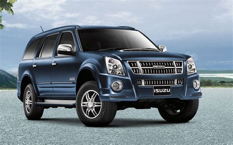 Isuzu Dmax Suv Isuzu Ute Australia Planning New D Max Based Suv Photos