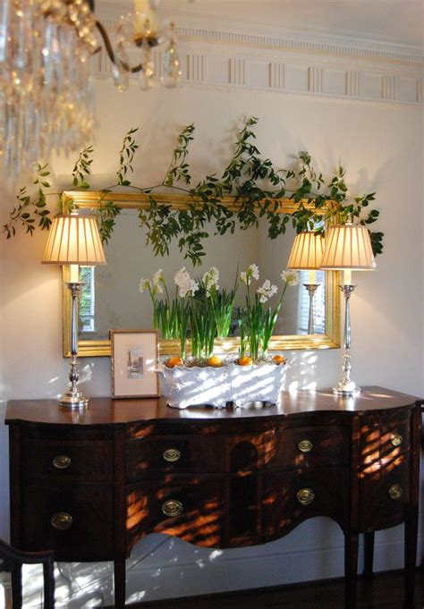 Dining Room Buffet Decor 36 Best Images About Vignettes On And Accent Pillows