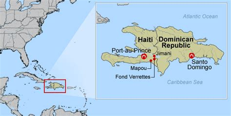 haiti map of world map haiti dom rep gif