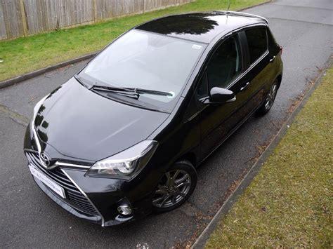 Toyota Eclipse Used Eclipse Black Metallic Toyota Yaris For Sale Surrey