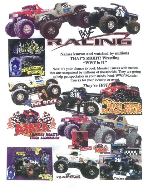 monster jam truck list 100 monster truck names from monster jam monster