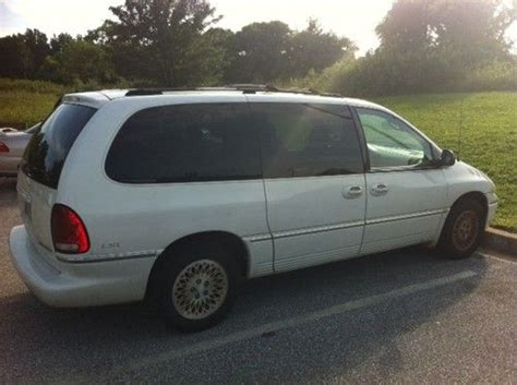 1996 Chrysler Town And Country Lxi by Purchase Used Chrysler Town Country Lxi 1996 In