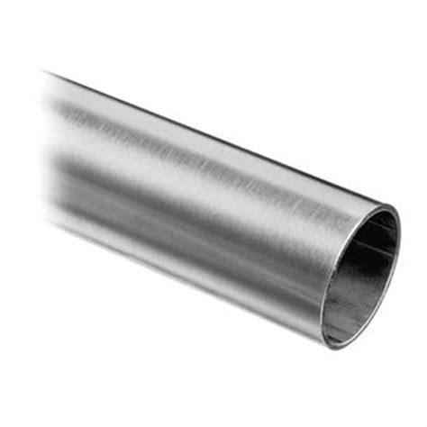 diametro interno tubi acciaio tubo tondo diametro 60 spessore 2 0 mm in acciaio inox