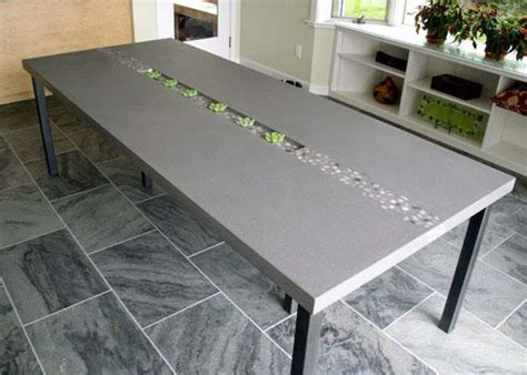 custom concrete table google image result for http www trueformconcrete com