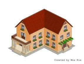 Medieval Floor Plans pixel art isometric house 12 by mimimiaart on deviantart