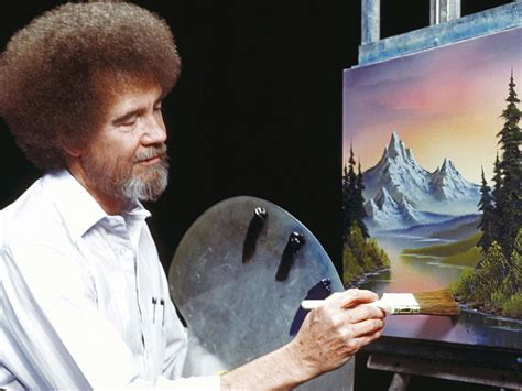 bob ross happy painter a q a with the steward of bob ross fivethirtyeight