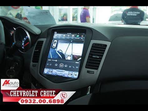 man hinh dvd smart car chevrolet cruze cao cap tai akauto