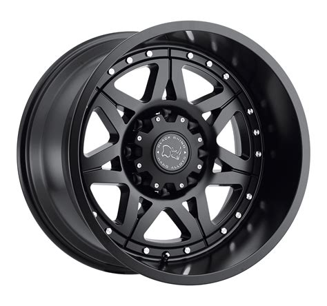 Wheels Hammer hammer truck rims by black rhino