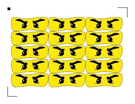 printable ninjago eyes template free printable lego ninjago eyes for bags ole geb