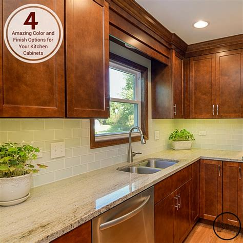 2 color kitchen cabinets 4 amazing color and finish options for your kitchen