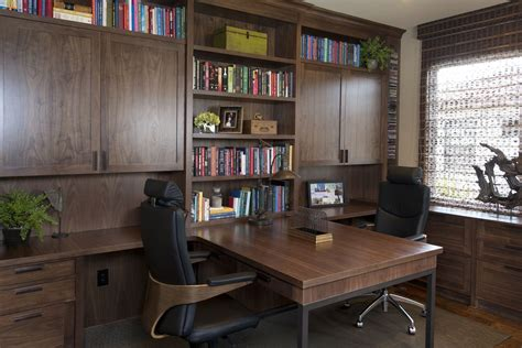 family home office vibrant transitional family home office robeson design