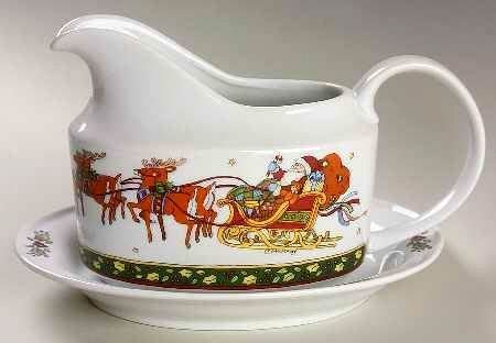 gravy boat saying gravy boat underplate in the christmas story pattern by