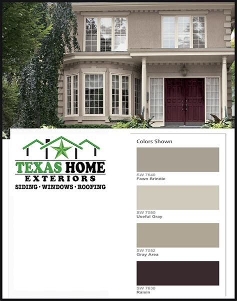 sherwin williams cool neutral paint color option house