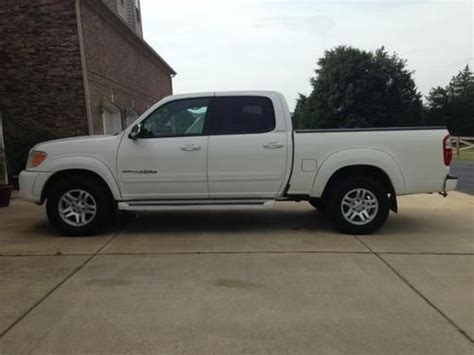 2006 Toyota Tundra Limited Cab For Sale Sell Used 2006 Toyota Tundra Limited Cab 4x4 In