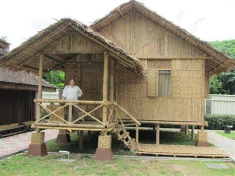 bamboo house projects