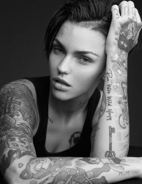 tattoo girl from orange is the new black stunning ruby rose tattoos all you ever wanted to know