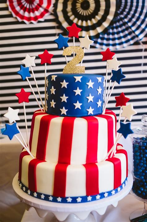 america themed party quotes kara s party ideas patriotic red white blue birthday